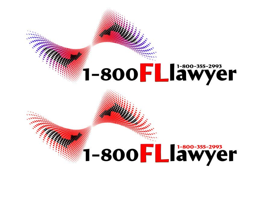 Contest Entry #207 for Logo Design for 1-800FLLawyer
