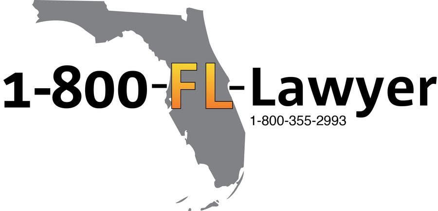 Penyertaan Peraduan #                                        203                                      untuk                                         Logo Design for 1-800FLLawyer