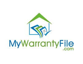#127 para Logo Design for My Warranty File por soniadhariwal