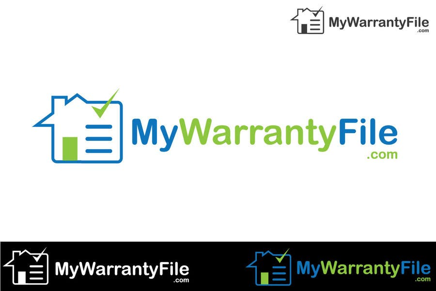 #111 for Logo Design for My Warranty File by akshaydesai