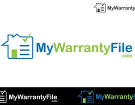 #111 para Logo Design for My Warranty File por akshaydesai