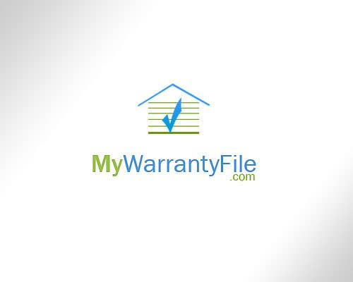 #164 for Logo Design for My Warranty File by LogoDunia