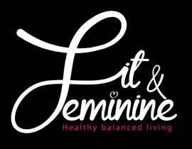 #85 para Design a Logo for Fit & Feminine por resmivarun