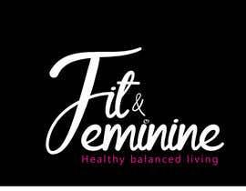 #86 para Design a Logo for Fit & Feminine por resmivarun