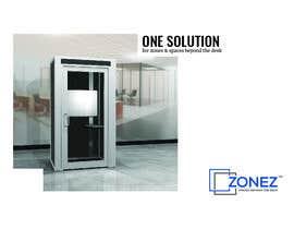 #9 untuk Zonez e Brochure oleh kalaja07