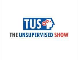 """nº 46 pour Logo for an """"The Unsupervised Show"""" par iakabir"""