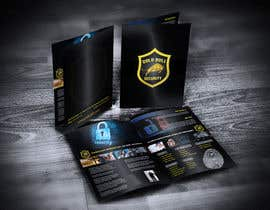 #20 pentru Flyer Design for security and transportation company de către creationz2011