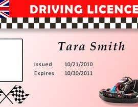 #5 para Children's Drivers licence por SoftTechProv