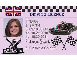 #2 para Children's Drivers licence por Guitaadrian