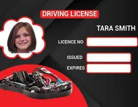 #22 para Children's Drivers licence por biplabnayan