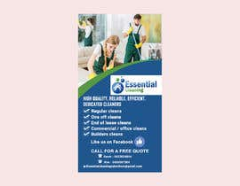 #25 for DL size flyer for home cleaning business by ranamdshohel393