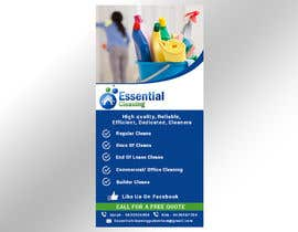 #27 for DL size flyer for home cleaning business by nazmulhuda1144