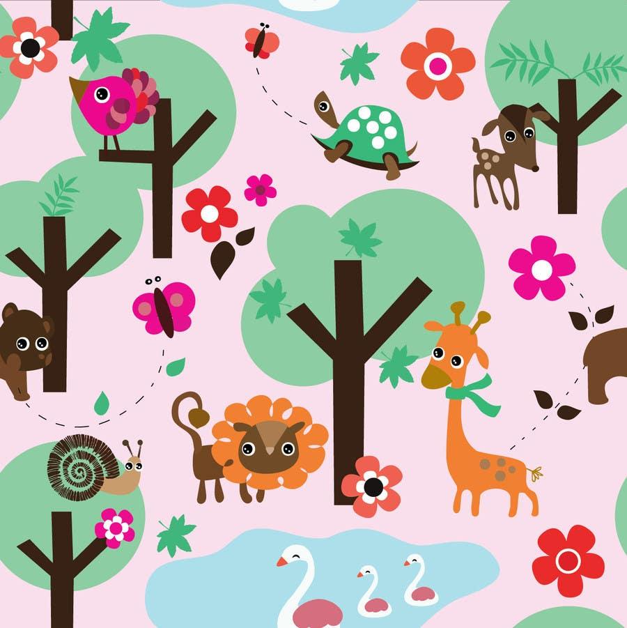 Inscrição nº                                         27                                      do Concurso para                                         Graphic Design for Textile Manufacturer (Round 2)