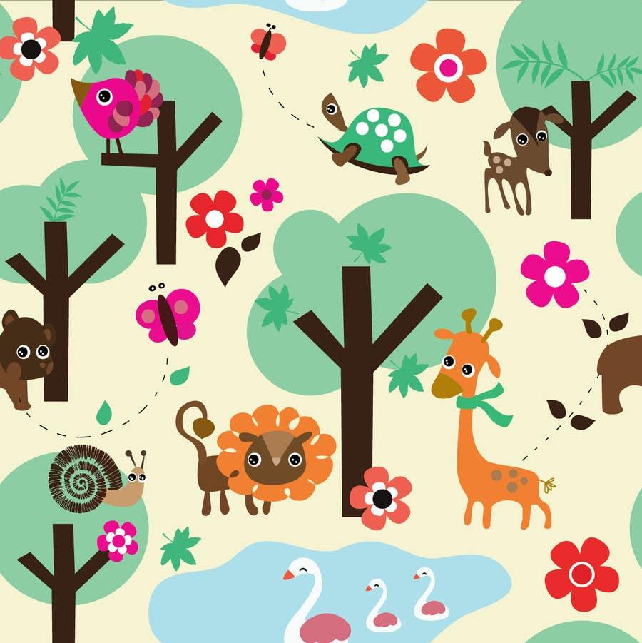 Inscrição nº                                         26                                      do Concurso para                                         Graphic Design for Textile Manufacturer (Round 2)