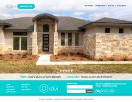 #52 для Homebuilder website redesign от RoboExperts