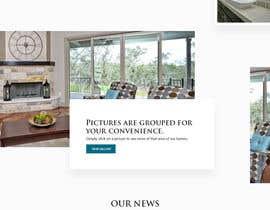 #40 для Homebuilder website redesign от syrwebdevelopmen