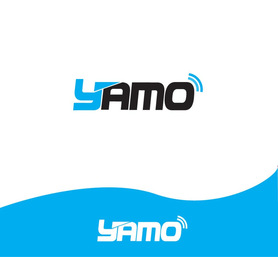 #427 for Logo Design for Yamo by Mohd00