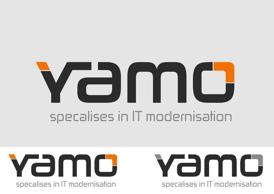 Kilpailutyö #539 kilpailussa Logo Design for Yamo