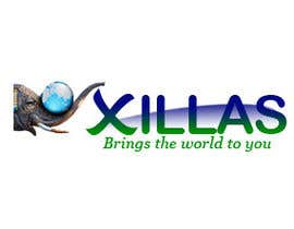 nº 207 pour Logo Design for Xillas par HaidarAli