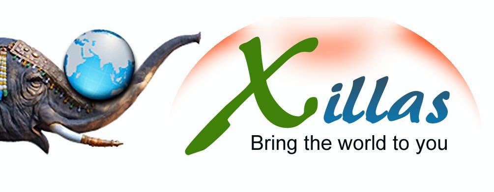 Penyertaan Peraduan #67 untuk Logo Design for Xillas