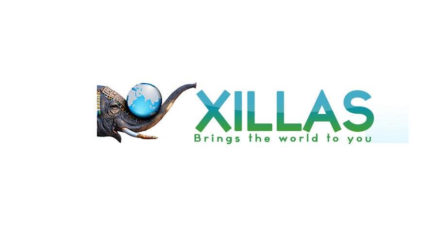 Penyertaan Peraduan #187 untuk Logo Design for Xillas