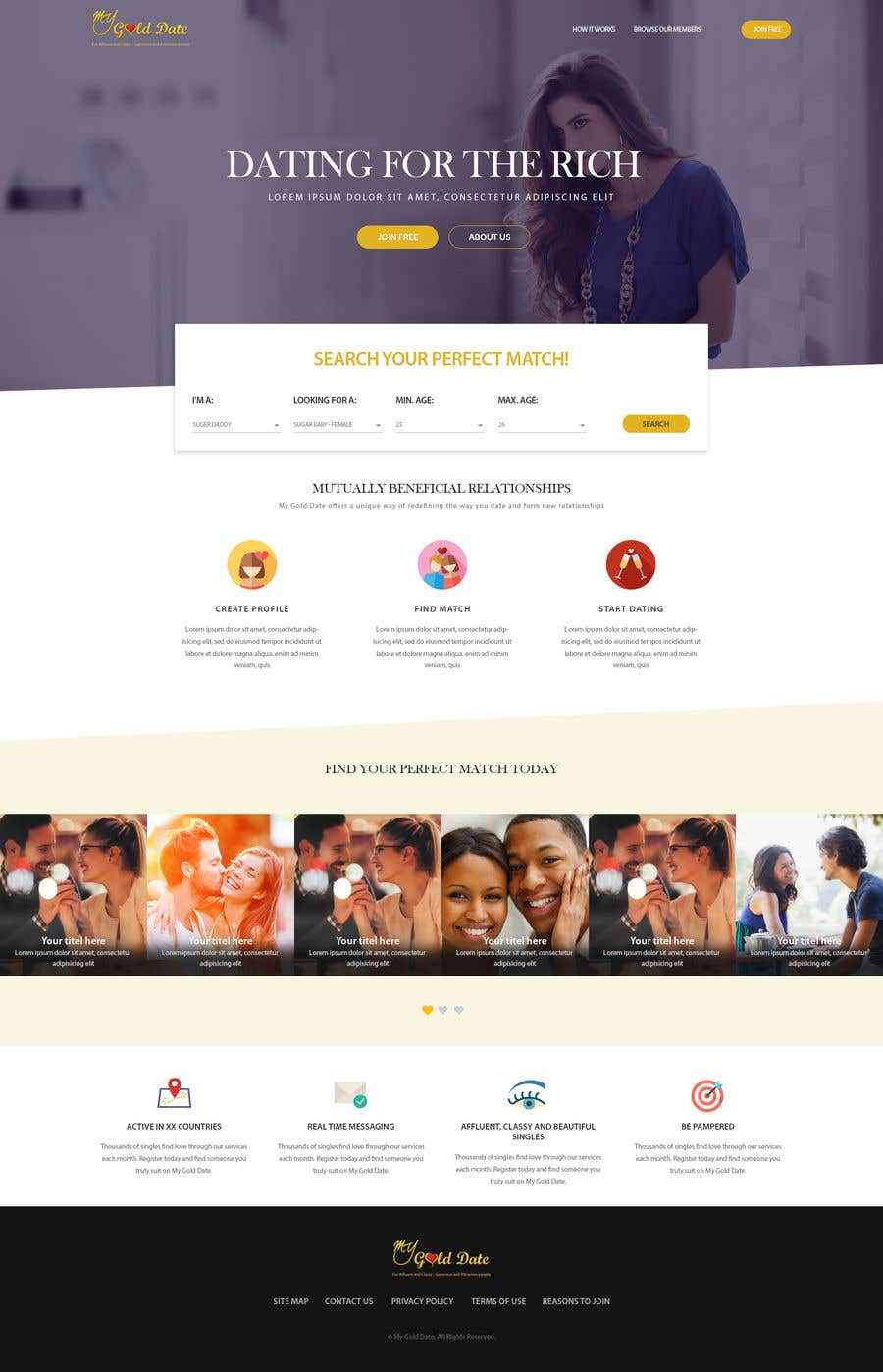 website singles
