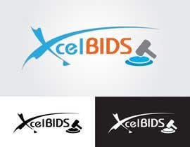 #235 for Logo Design for xcelbids.com by nimeshdilhara