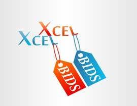 #253 para Logo Design for xcelbids.com por Manzoorhussain