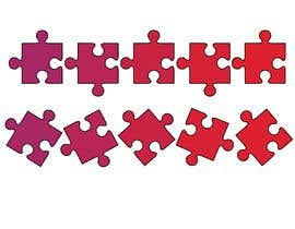 #7 for Graphic Design of Puzzle Pieces by Sourov75