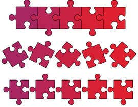 #10 for Graphic Design of Puzzle Pieces by Sourov75