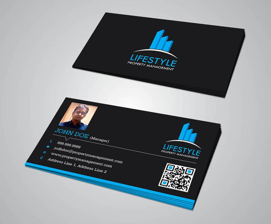 Entry #55 by dinesh0805 for Business Card for : Professional ...