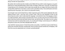 #25 for Essay Writing Contest Junior by pavanisairam