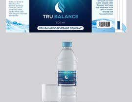 #7 for Design our bottled water label af ricardorezende90