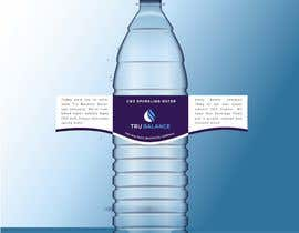 #18 for Design our bottled water label af syedhoq85