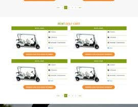 imamgodzali tarafından Design a landing page (Just Design - HTML+ CSS Files) için no 13