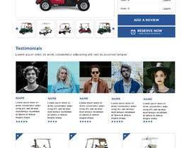 tanvirmahmudanik tarafından Design a landing page (Just Design - HTML+ CSS Files) için no 18