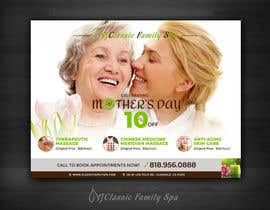 #16 for Design a Mothers day Promotional Banner for a spa by kreativedesizn