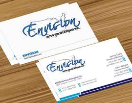 "jobee tarafından Business Card Design for ""abc Auto Relocations Inc. için no 20"