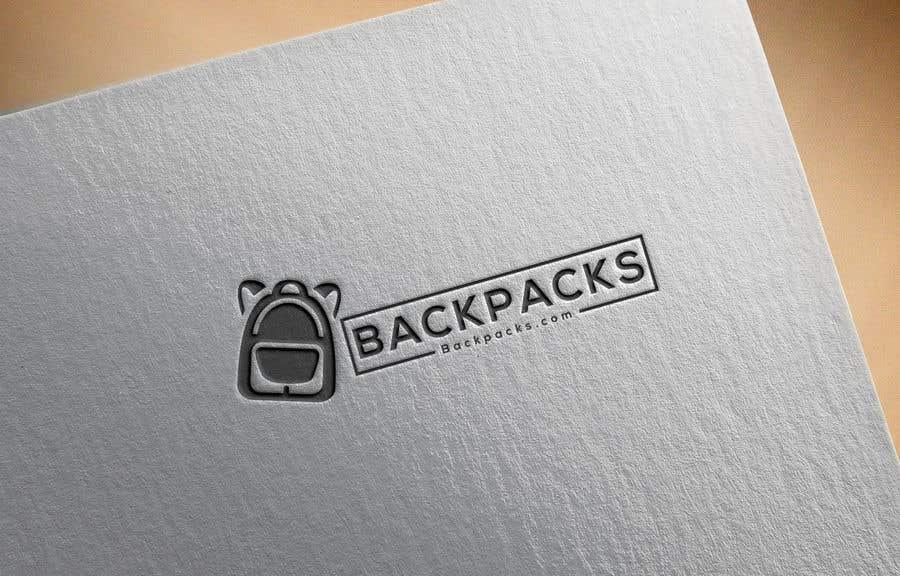 Contest Entry #49 for Make a logo for Backpacks.com