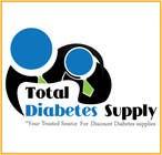 Logo Design for Total Diabetes Supply için Graphic Design150 No.lu Yarışma Girdisi