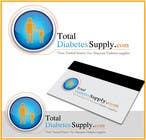 Logo Design for Total Diabetes Supply için Graphic Design47 No.lu Yarışma Girdisi
