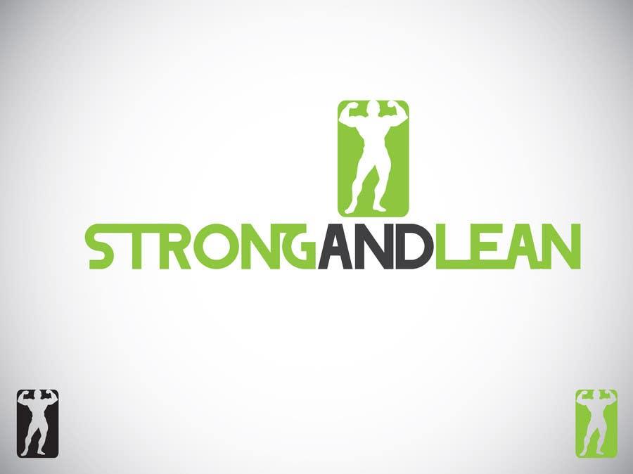 Конкурсная заявка №58 для Logo Design for Strong and Lean