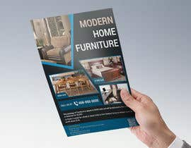 #8 untuk Create a flyer for furniture package oleh creativefolders
