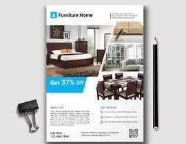 #32 untuk Create a flyer for furniture package oleh creativecursor