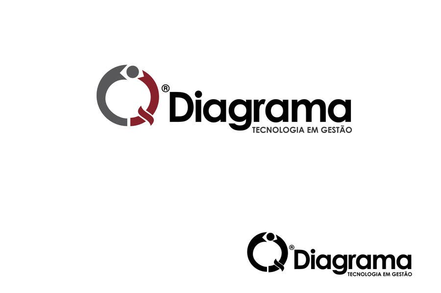 #828 for Logo Design for Diagrama by mazemind