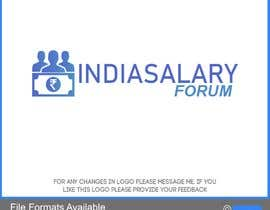 #3 for Logo design for IndiaSalaryForum.com by jassingh787