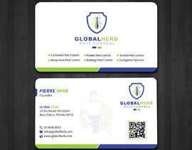 #122 for Business Card design by sabbir2018