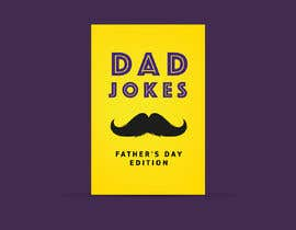#19 for Dad Jokes Book Cover by Vasyl24