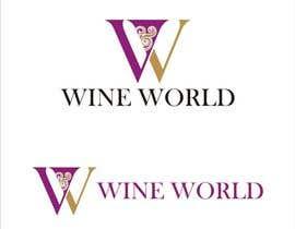 #19 para Design a Logo for WineWorld por sharpminds40