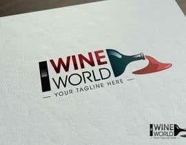 #188 para Design a Logo for WineWorld por jass191